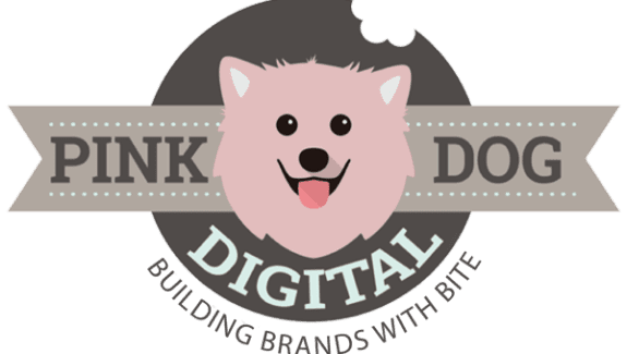 Pink Dog Digital Rebranded