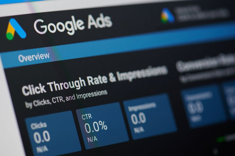 google ads credit