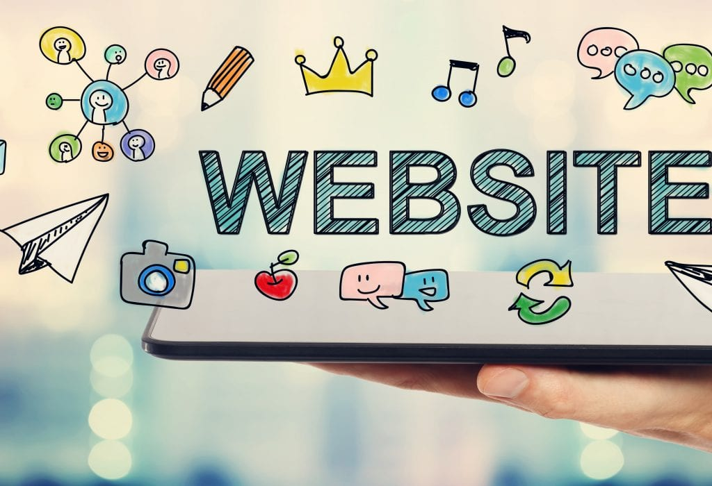 Website and Google My Business