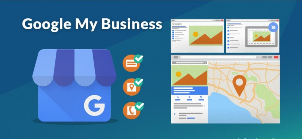 Google My Business Local Listings Marketing