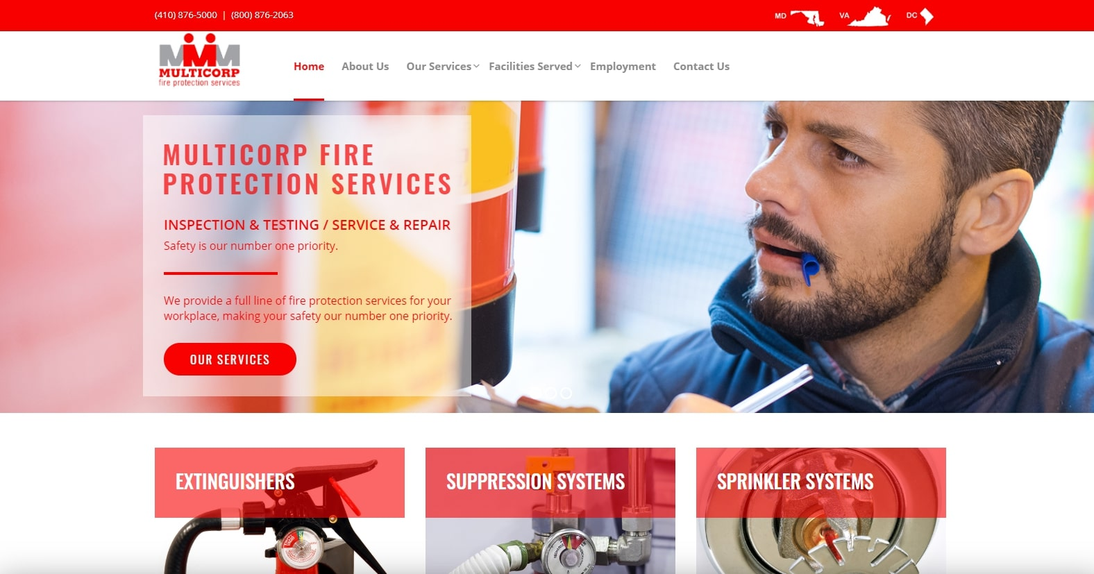 multicorp fire protection