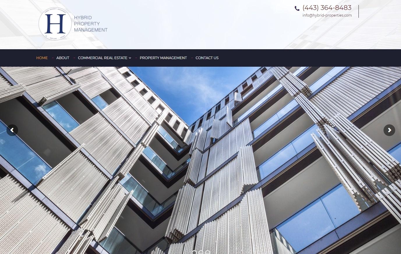 hybrid property management