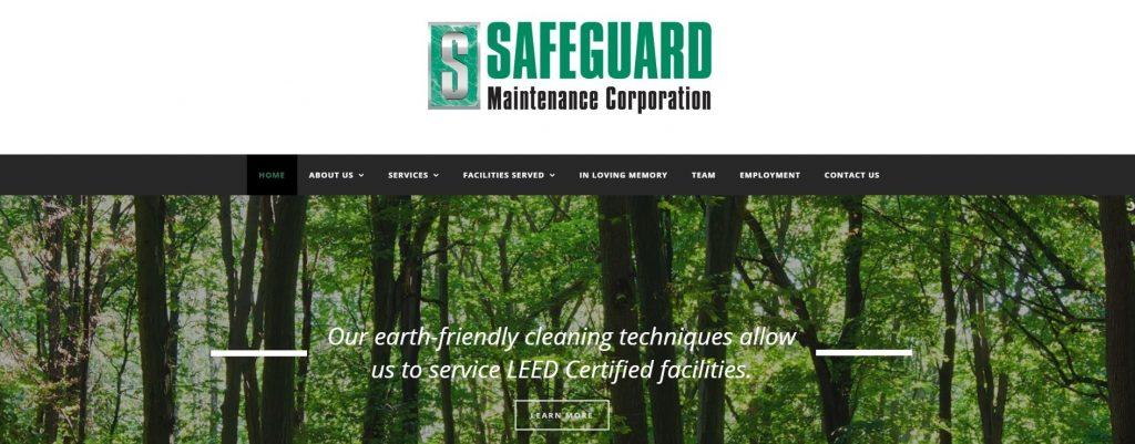 safeguard maintenance corporation website