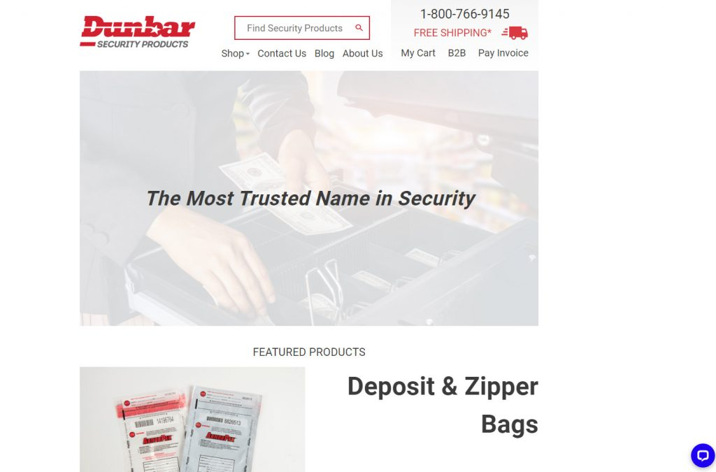 Dunbar Security Products