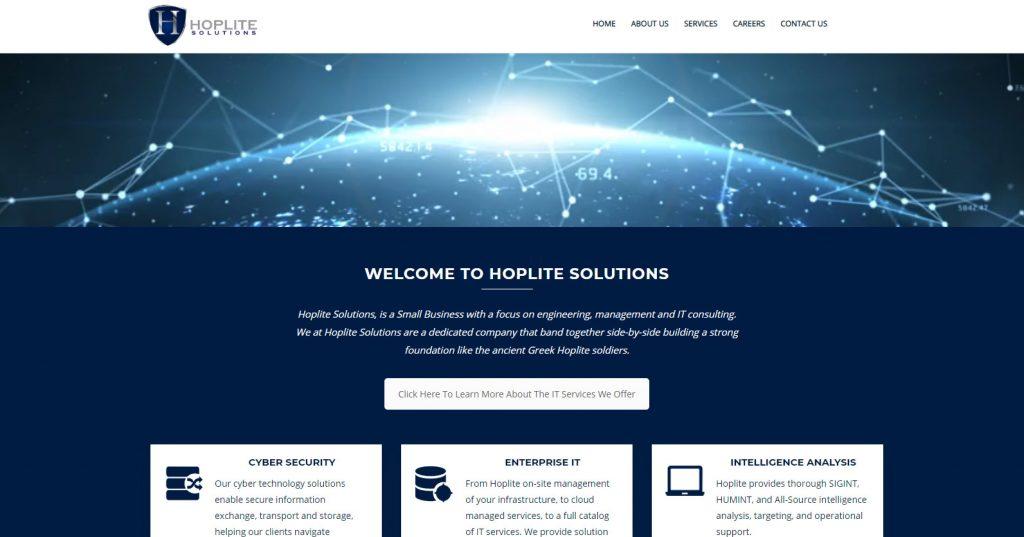 Hoplite Solutions