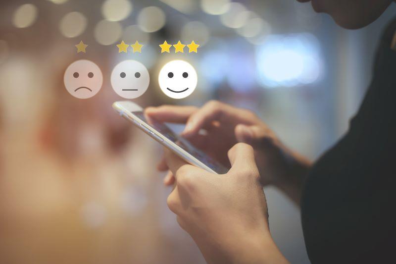 negative online feedback