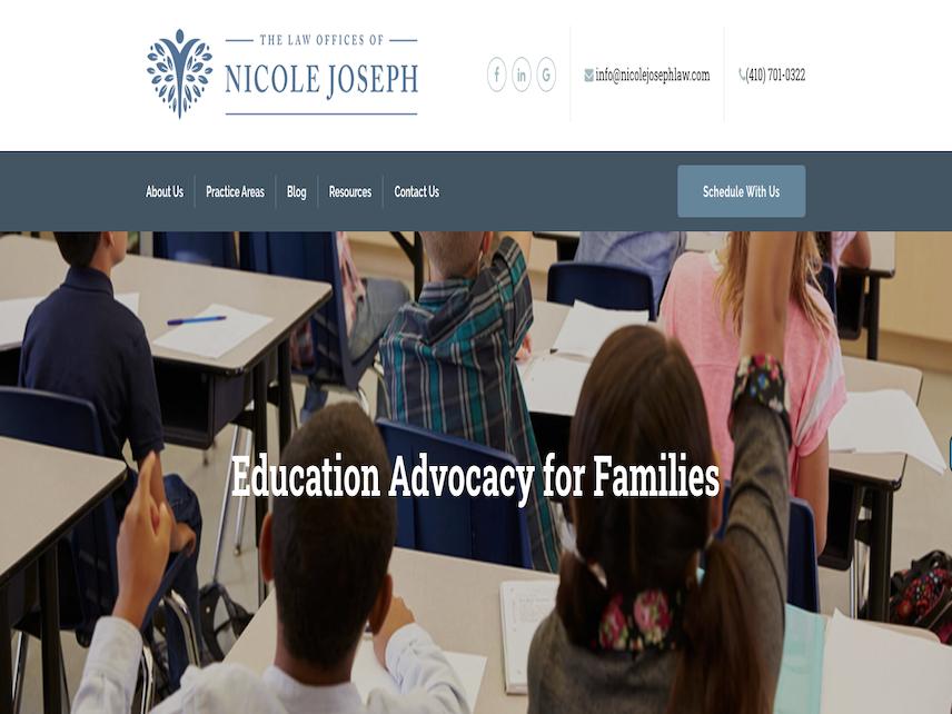 Law Offices of Nicole Joseph