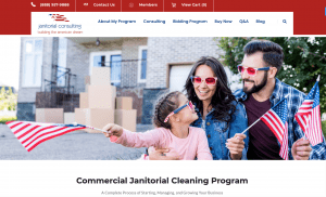 Janitorial Consulting Image
