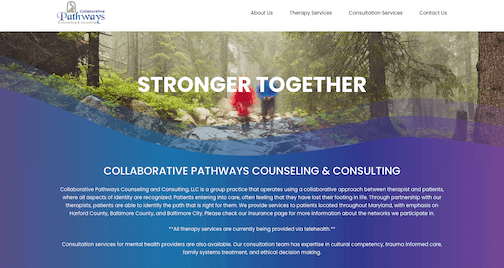 Collaborative Pathways Home Page