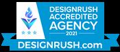 52.00 Design Rush Accredited Badge